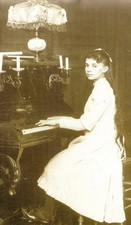 Elizabeth aged 13 Piano