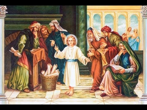 finding of jesus
