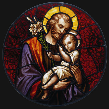 st-joseph-with-the-baby-jesus round