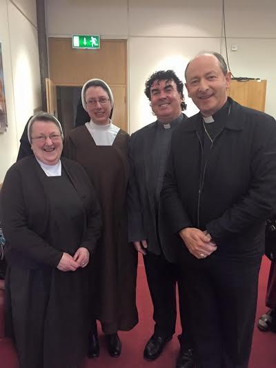 RTE Mass Priests Srs Patrice & Cora M