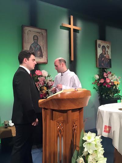 RTE Mass deacon & Reader